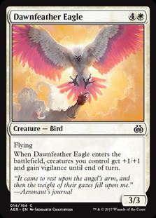 Dawnfeather Eagle