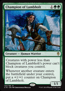 Champion of Lambholt