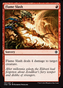 Flame Slash
