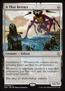 It That Betrays