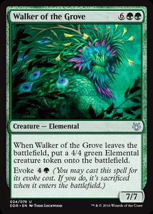 Walker of the Grove