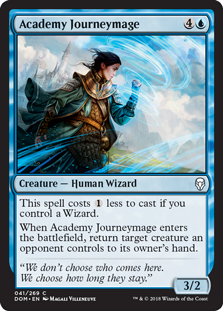Academy Journeymage