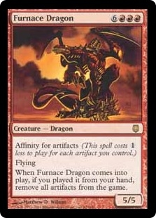 Furnace Dragon