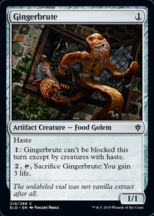 Gingerbrute