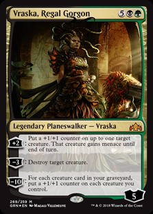 Vraska, Regal Gorgon