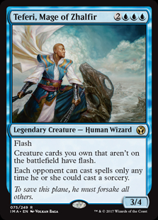 Teferi, Mage of Zhalfir