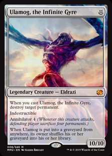 Ulamog, the Infinite Gyre