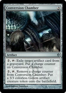 Conversion Chamber