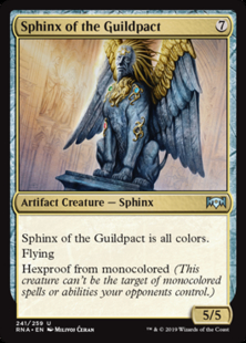 Sphinx of the Guildpact