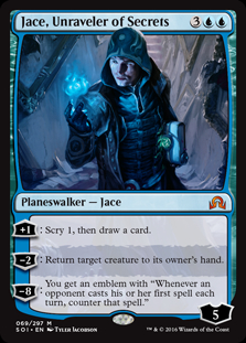Jace, Unraveler of Secrets
