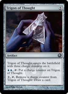 Trigon of Thought