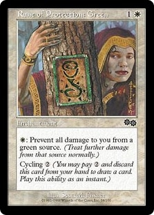 Rune of Protection: Green