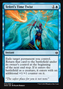 Teferi's Time Twist